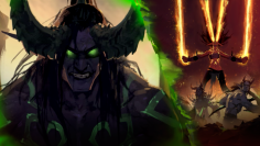 WoW Legion: Illidan