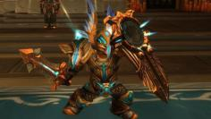 Tank-Paladin in WoW: Legion