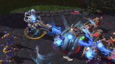 Heroes of the Storm: Donnerwache Zarya - Skin