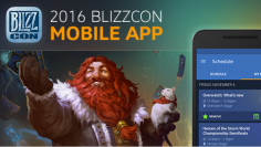 Blizzcon 2016 Guide Mobile App