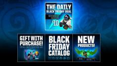 Blizzard: ​Blizzard Gear Store - Rabattaktion zu Thanksgiving und Black Friday
