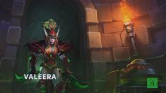 Heroes of the Storm: Valeera