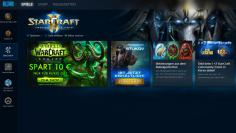 Blizzard: Hallo, Blizzard-App! Mach's gut, Battle.net-Launcher! (3)