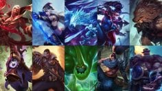 Die kostenlosen Champs in League of Legends bis zum 03. April