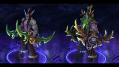 Heroes of the Storm: Illidan und ​Shan'do-Illidan - Der Legion-Superstar im Angebot!