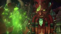 WoW Legion Patch 7.2: Velen & Sargeras