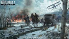 Battlefield 1: Concept Art zur kommenden Erweiterung In The Name Of The Tsar