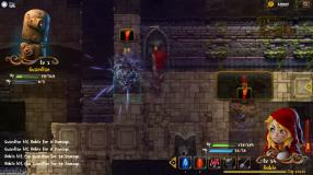 Dragon Fin Soup: Alpha-Gameplay aus dem Retro-Rollenspiel