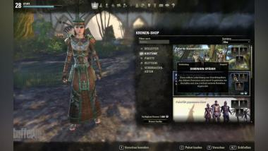 TESO: Kronenshop - alle Items im Video