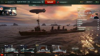 World of Warships: Mit der Iwaki in die See gestochen - Video