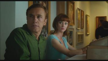 Big Eyes - Exklusive Szene mit Christopher Waltz