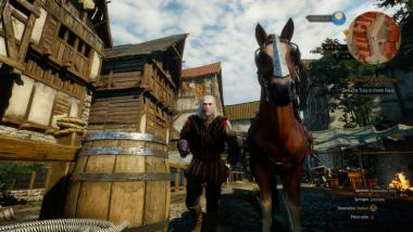 The Witcher 3: Patch 1.07 im Video-Check