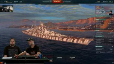 World of Warships: Tirpitz - Video-Guide (buffed Shipyard Folge 50)