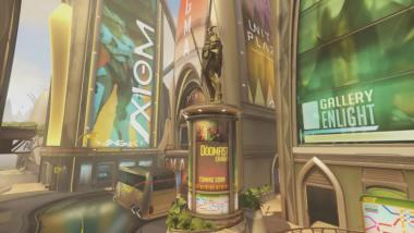 Overwatch: Die neuen Maps Volskaya Industries und Numbani - Gamescom-Trailer