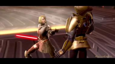 SWTOR: Knights of the Fallen Empire - Allianz-Gameplay-Trailer