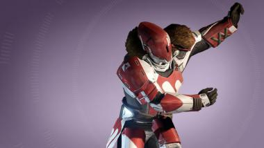 Destiny: Itemshop und Emotes im Video