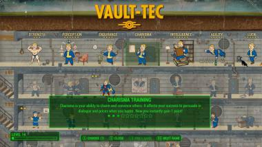 Fallout 4: Das neue Charaktersystem im Detail-Video