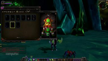 World of Warcraft Legion: Der Kleiderschrank in der Videovorschau