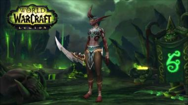 World of Warcraft Legion: Let's Play zum Dämonenjäger, schaut rein!