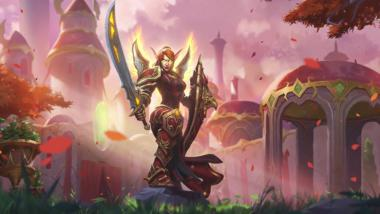 Hearthstone: Neue Paladin-Heldin Lady Liadrin im Video