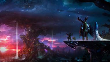 WoW: Jugendbuchreihe World of Warcraft: Traveler vorgestellt