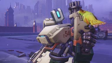 Bastion aus Overwatch