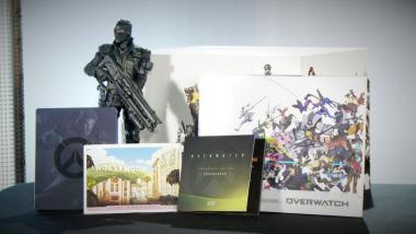 Overwatch: Collector's Edition im Unboxing-Video
