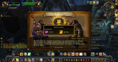 WoW Addons: Storyline