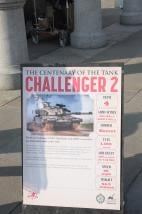 World of Tanks: Die Daten des Challenger 2.