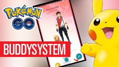 Pokémon GO: Das Buddysystem im Video-Guide