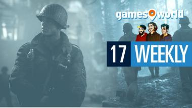 Call of Duty: WW2, Tomb Raider Browsergame, Breath of the NES: Die Gamesworld Weekly Newsshow KW 17