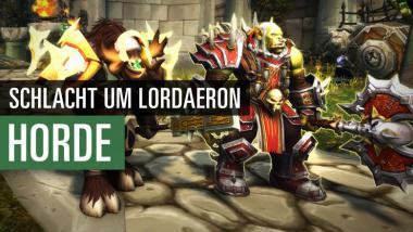 WoW: Battle for Azeroth - Schlacht um Lordaeron aus Sicht der Horde