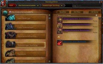 WoW Patch 9.1.5: Überarbeitung des Dungeon-Kompendium - Bonus-Loot separat (1)