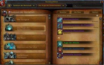 WoW Patch 9.1.5: Überarbeitung des Dungeon-Kompendium - Bonus-Loot separat (2)
