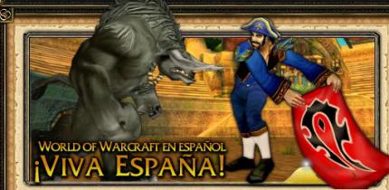 Spanische Sprachversion von World of Warcraft