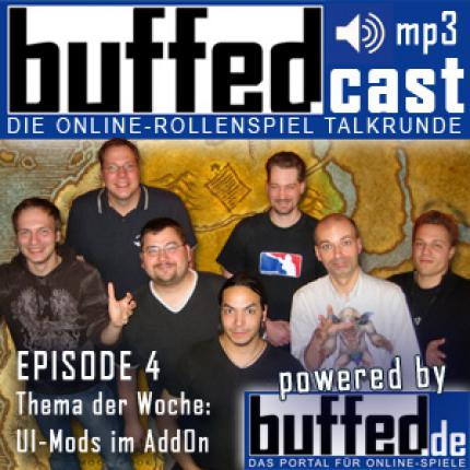 buffedCast Episode 4: jetzt downloaden