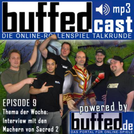 buffedCast Episode 9: Jetzt downloaden!
