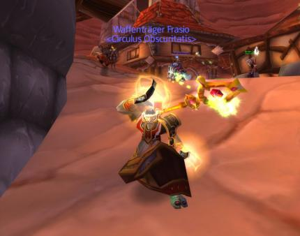 Burning Crusade: Update der Talente