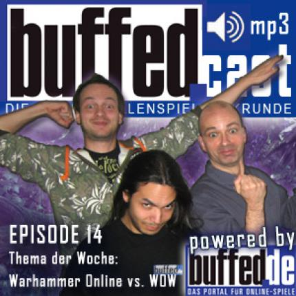 buffedCast Episode 14: Jetzt downloaden!