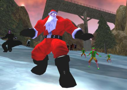City of Heroes/Villains: Winter-Event
