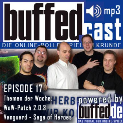 buffedCast Episode 17: Jetzt downloaden!