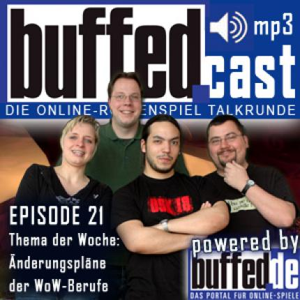 buffedCast Episode 21: Jetzt downloaden!
