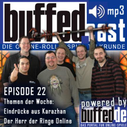 buffedCast Episode 22: Jetzt downloaden!
