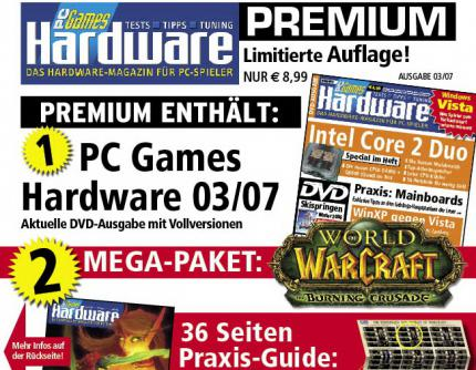 PC Games Hardware 03/2007 Premium