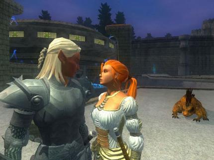Everquest II: Liebe in der Luft
