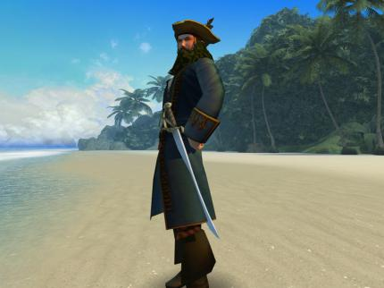 Pirates of the Burning Sea: Neue Bilder aus der Piratenwelt
