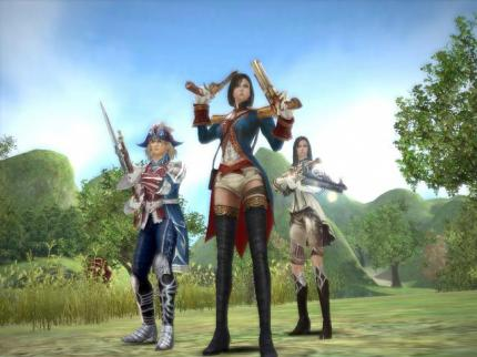 Sword of the New World: 23 Screenshots veröffentlicht