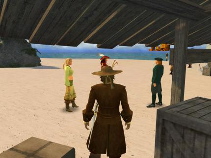 Pirates of the Burning Sea: Sechs neue Screenshots