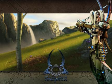 Sacred 2- Fallen Angel: Neues Wallpaper zum Download