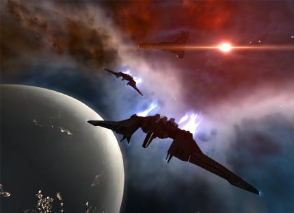 EVE Online: Patch Revelations 2.1.1